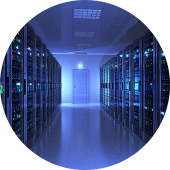 Cloudsicherung, Server, Serverraum, Onlinebackupserver