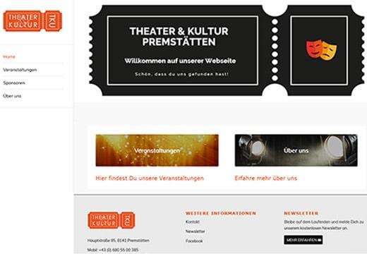Webdesign für Premstätten, Webshop für Premstätten, Wordpress für Premstätten, Webseite Ticketsystem, WooCommerce Technik